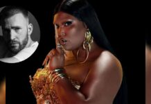 Lizzo Bares It All With In A Nearly N*ked Sheer Gown Wearing Just N*pple Pasties At Cardi B's 29th Birthday! Chris Evans, Are You Listening?