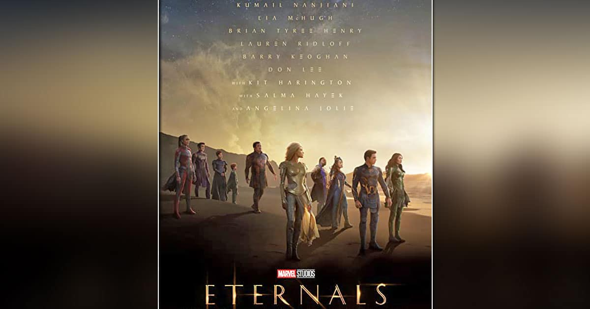 Marvel Studios Confirm That Eternals Staring Angelina Jolie Is All Set To Take Place 'Across Two Time Periods'