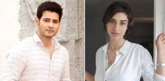 Meenakshi Chowdhary is Mahesh Babu's heroine for Trivikram's film