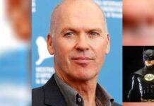 Michael Keaton still fits into his Batsuit