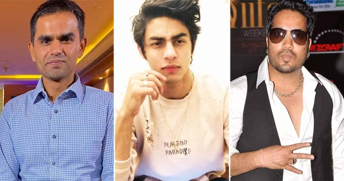 Did You Know? Aryan Khan & Mika Singh Have A Sameer Wankhede Connection