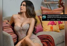 Mouni Roy Shares A Sultry Picture In A Plunging Neckline Tube Dress; Netizen Reacts, Check Out