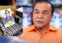 Mumbai's Gada Electronics Pays Tribute To Taarak Mehta Ka Ooltah Chashmah's Nattu Kaka Aka Ghanshyam Nayak