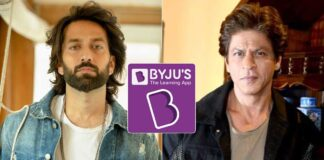 Nakuul Mehta Has This To Say About Byju's For Pausing Their Association With Shah Rukh Khan
