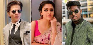 Nayanthara Leaves Shah Rukh Khan & Atlee's Next