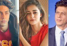 NCB Raids Ananya Panday & Shah Rukh Khan's Mannat