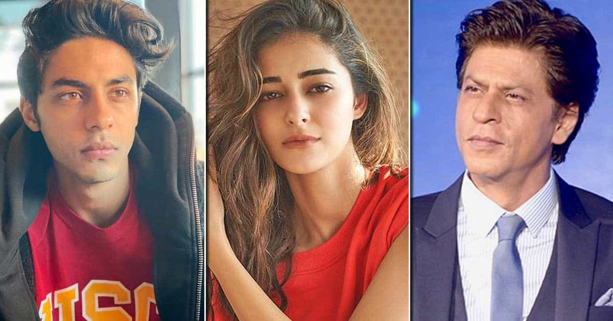 Ananya Panday & Shah Rukh Khan's Mannat Raided By NCB – Video Goes Viral