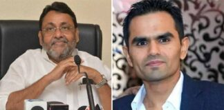 NCP Leader Nawab Malik Claims Receiving Death Threat For Targeting NCB's Sameer Wankhede