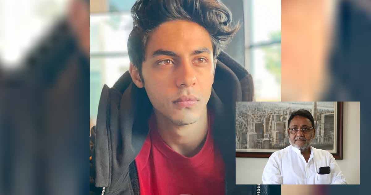 Person Related To BJP Spotted With Aryan Khan When He Was Detained By NCB? NCP Leader Nawab Malik Makes Shocking Revelations, Read On