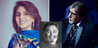 """Neetu Kapoor Once Cried On The Sets Of Yaarana & Amitabh Bachchan Came To Her Aid: """"I Had Just Got Engaged & I Didn't Want To Be Away..."""""""