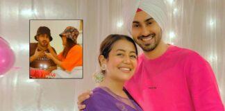 Neha Kakkar Holds Knife To Rohanpreet Singh's Throat – Watch