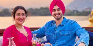 Neha Kakkar & Rohanpreet Singh Build Heaven On The Sea To Celebrate Their 1st Wedding Anniversary!