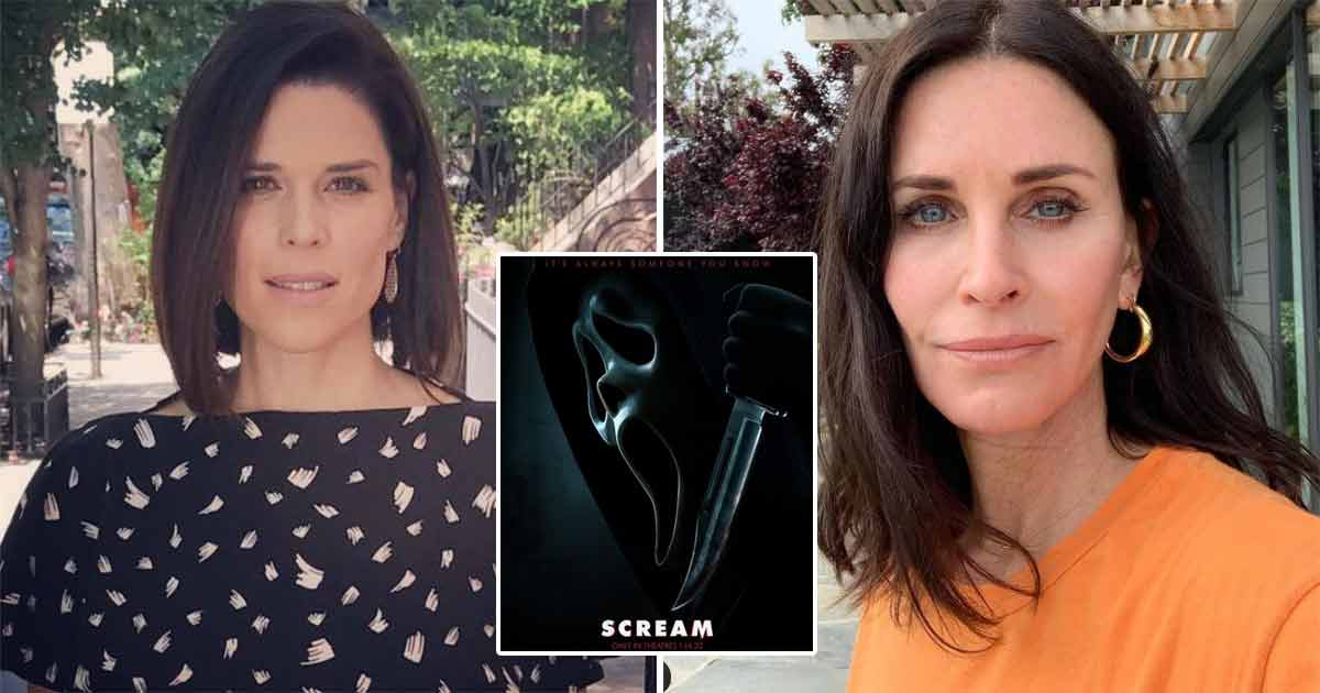 Neve Campbell & Courteney Cox Are All Set For 'Bloodier' Slasher 'Scream 5'