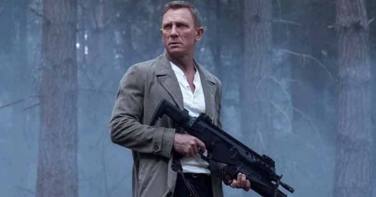 Daniel Craig Talks About His Legacy As James Bond