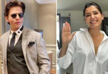 Not Nayanthara But Samantha Was First Offered Shah Rukh Khan & Atlee's Film?