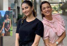 "Palak Tiwari Shares A Dancing Video With Mommy Shweta Tiwari, A Fan Asks, ""Itni Jawaan Mom Kaise Hai? Kya Khaate Ho?"" - Video Inside"
