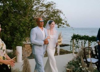 Paul Walker's Daughter Meadow Walker Walked Down The Aisle With Her Godfather, Vin Diesel