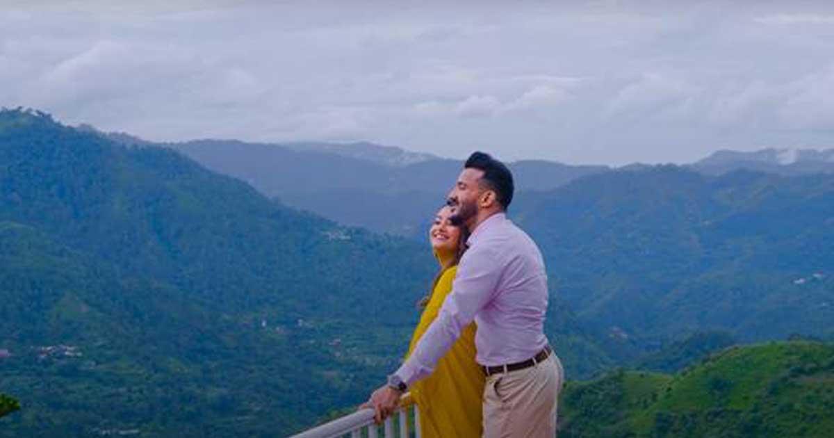 Peeking into Anita Hassanandani and Rohit Reddy's recent travel date!