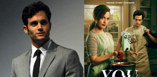 Penn Badgley reacts to bizarre request from 'You' fan