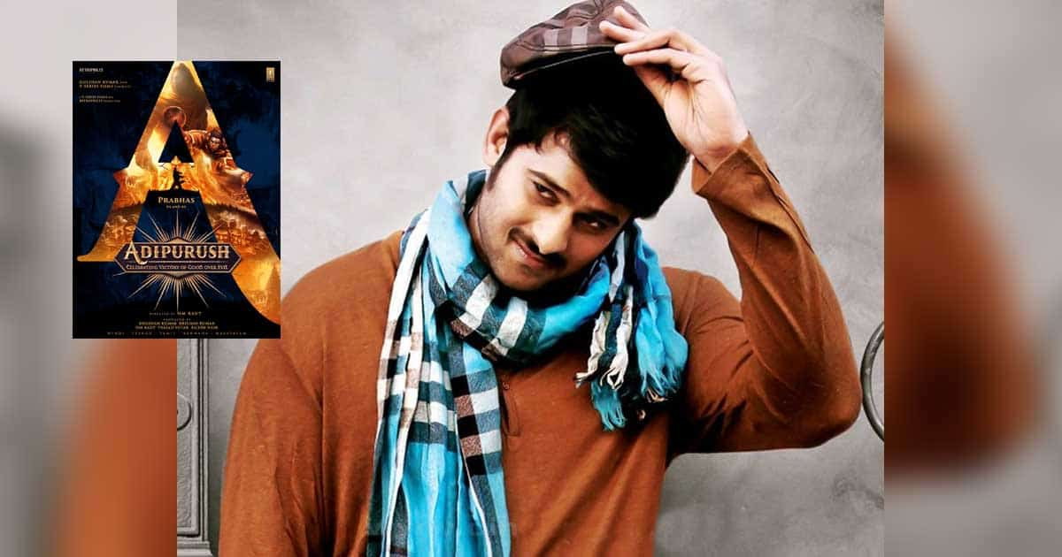 Prabhas' Fees For Adipurush Is So Huge That It's More Than Total Collection Of Many 'Hit' Films, Read On