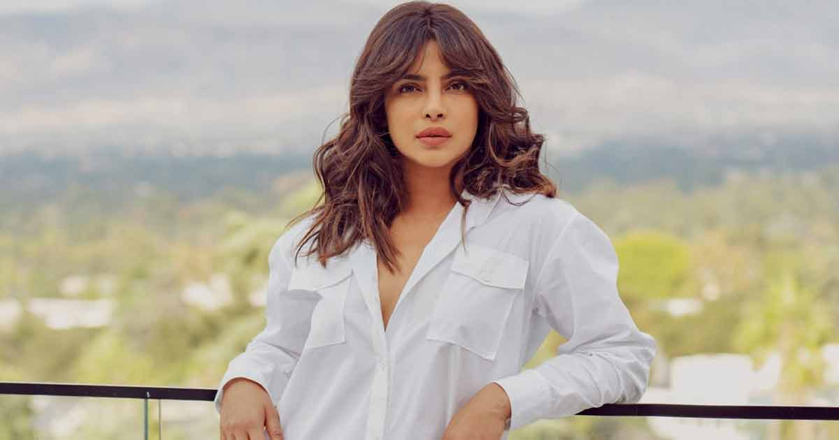 Priyanka Chopra Confesses In A Victoria Secret's Podcast That There Are Certain Things In Her Life Her Fans Will Never See