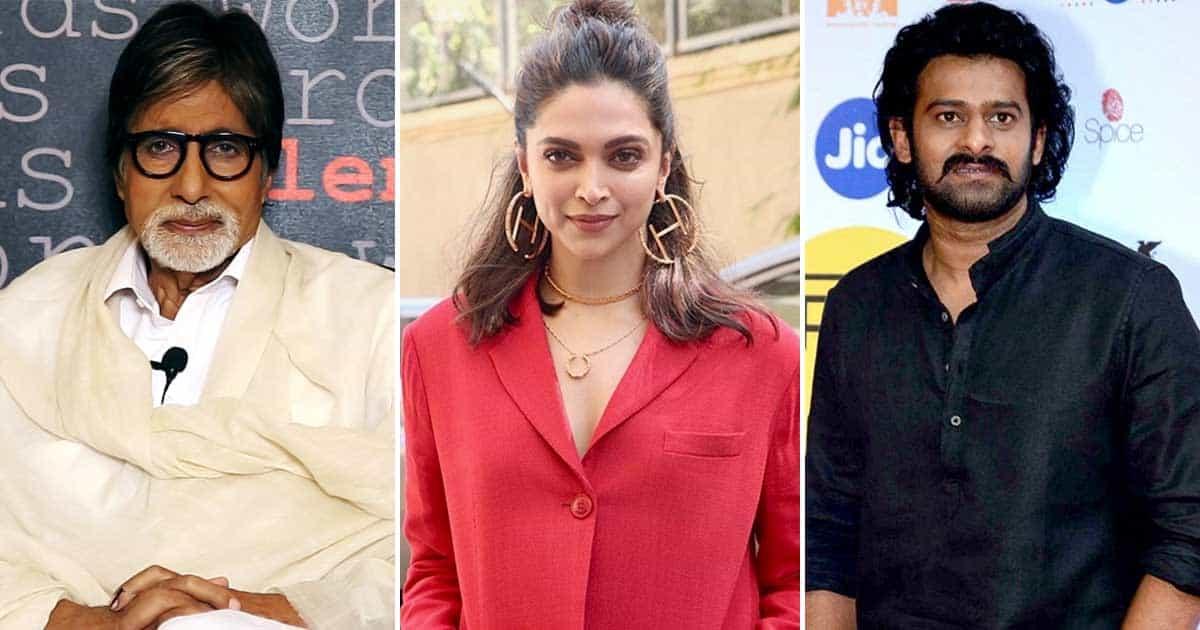 Project K: Amitabh Bachchan, Prabhas & Deepika Padukone Starrer Is The Most Expensive Film Yet?