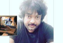 Puri Jagannath's viral video with kid on Mumbai roads