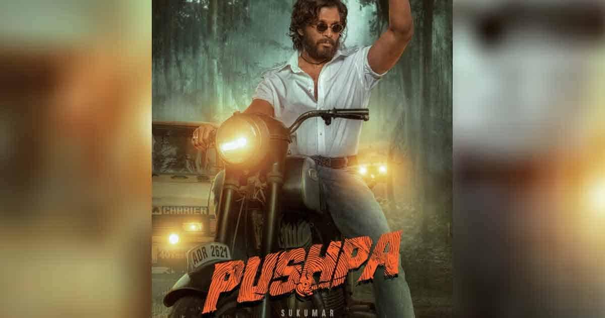 Allu Arjun, Rashmika Mandanna Starrer 'Pushpa: The Rise' Track 'Srivalli' Out In Hindi & Four Southern Languages