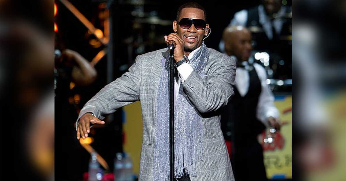 YouTube Puts A Permanent Ban On R Kelly After The Star Found Guilty Of S*x Trafficking