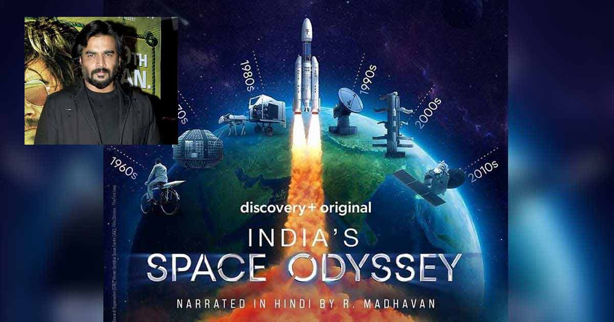 R. Madhavan Lends His Voice For New Sci-Documentary 'India's Space Odyssey'