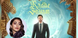 Radhe Shyam Second Teaser Featuring Prabhas & Pooja Hegde Gives A Glimpse Of Their World