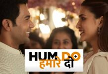 Rajkummar, Kriti-starrer 'Hum Do Hamare Do' teaser unveiled