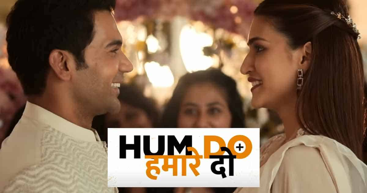 Hum Do Hamare Do Teaser Out! Rajkummar Rao & Kriti Sanon's Perfectly-Imperfect Love Story Is A Laughter Riot