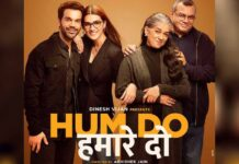 Rajkummar, Kriti-starrer 'Hum Do Humare Do' gets Oct 29 digital release