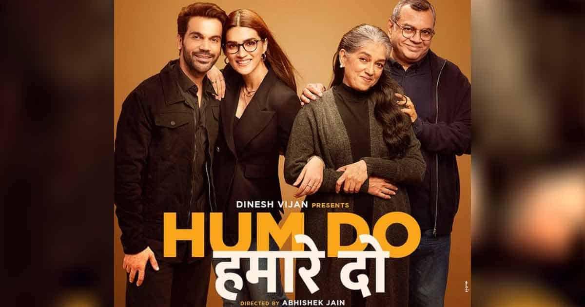 Rajkummar Rao & Kriti Sanon's 'Hum Do Humare Do' Gets A Release Date