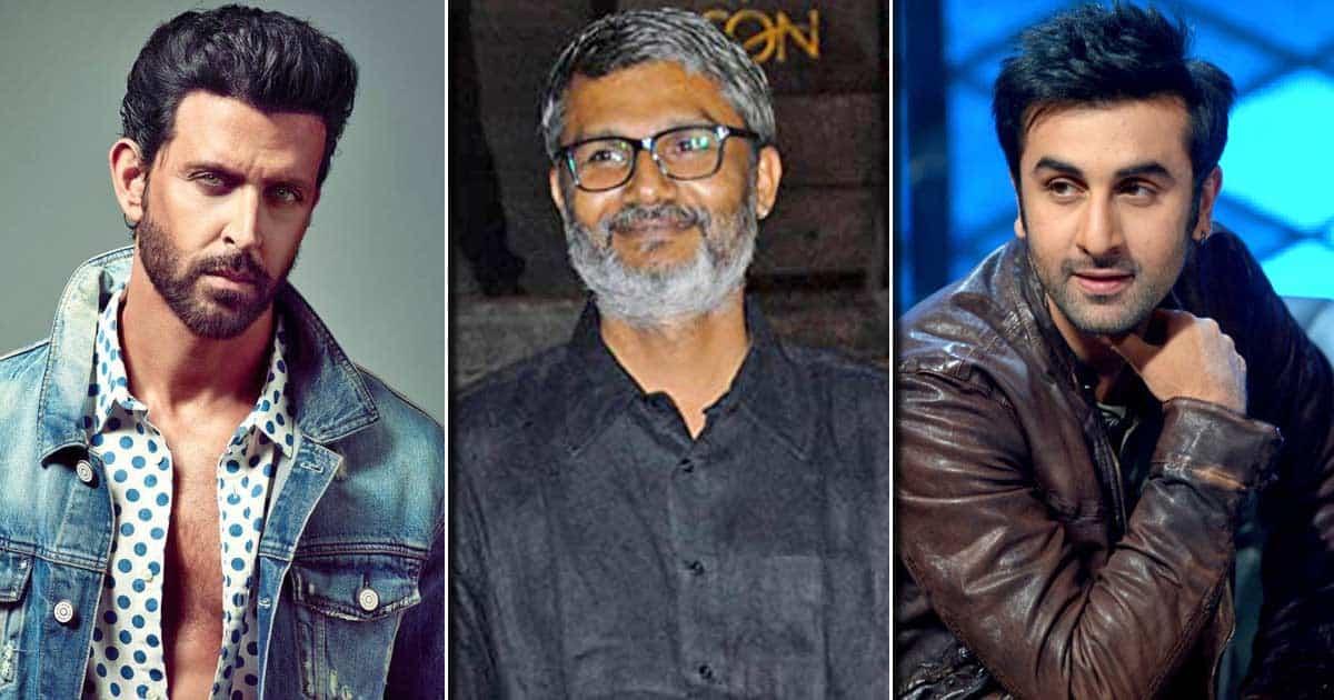 Ranbir Kapoor & Hrithik Roshan Attend A Closed-Door Meeting For 'Ramayana'
