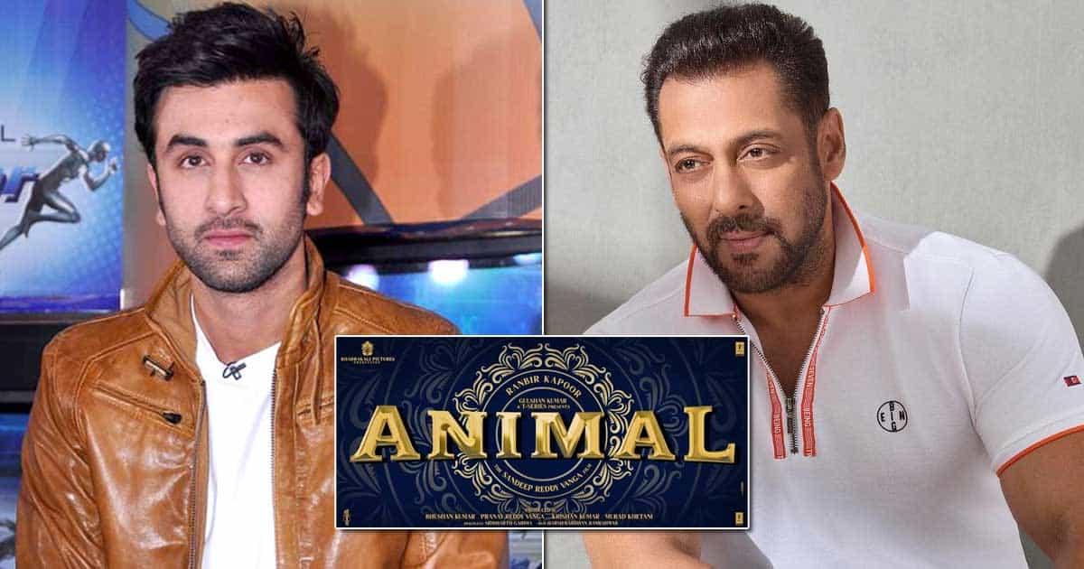 Ranbir Kapoor-Led Sandeep Reddy Vanga's Animal Is Eying An Eid 2023 Weekend Release, Is RK Following Salman Khan's Footstep?