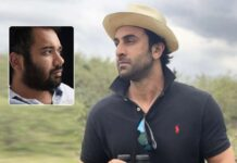 Ranbir Kapoor Shoots For A Party Track With 500 Background Dancers