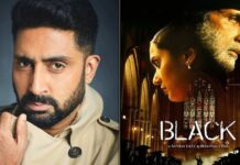 Rani Mukerji & Amitabh Bachchan's Kiss In Black Reportedly Made Abhishek Bachchan Upset