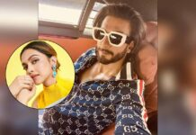 Ranveer Singh posts quirky picture and the Internet has a field day!(Photo Credit: Ranveer Singh/Instagram)