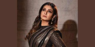 Raveena Tandon Once Refused To Cry On A Talk Show