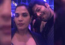 Richa Chadha: Was a blessing to be shooting opposite Ali for first time