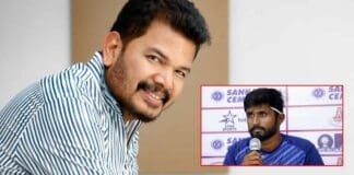'Robot' Director Shankar's Son-In-Law Booked For Se*ually Assaulting A 16-Year-Old Girl