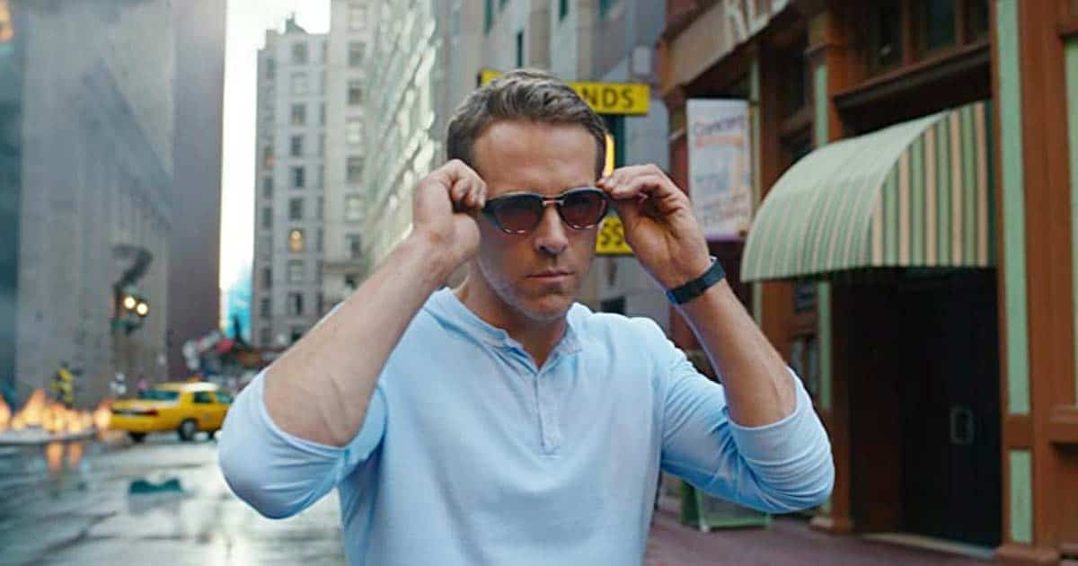 Ryan Reynolds: I fell in love with character of Guy from 'Free Guy'