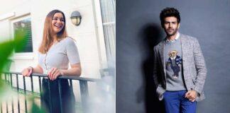 Sachin Tendulkar's daughter Sara gets a 'like' from Kartik Aaryan