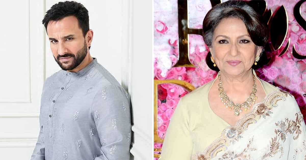 "Saif Ali Khan Revealed Who Took Earnings From Tandav Shoot At Pataudi Palace: ""Meri Maa Le Leti Hai Woh"""