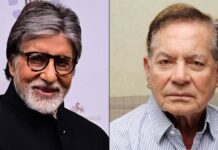 Salim Khan Gives A Friendly Advice To Amitabh Bachchan