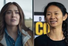 Salma Hayek Opens Up On Fighting With Eternals Director Chloé Zhao