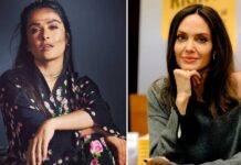 Salma Hayek Talks About Her Birthday Party With Angelina Jolie