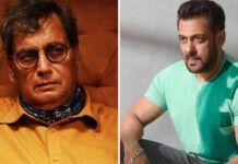 """Salman Khan Once Confessed Slapping Subhash Ghai & Apologising To Him: """"He Pissed On My Shoes & Grabbed Me By The Neck"""""""